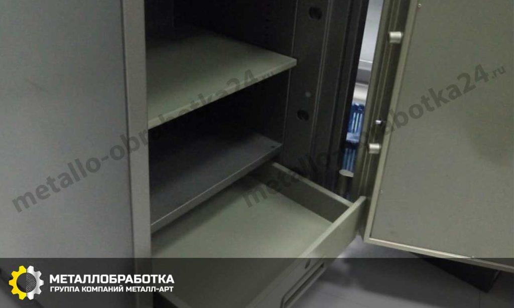 заказать огнеупорный сейф для документов