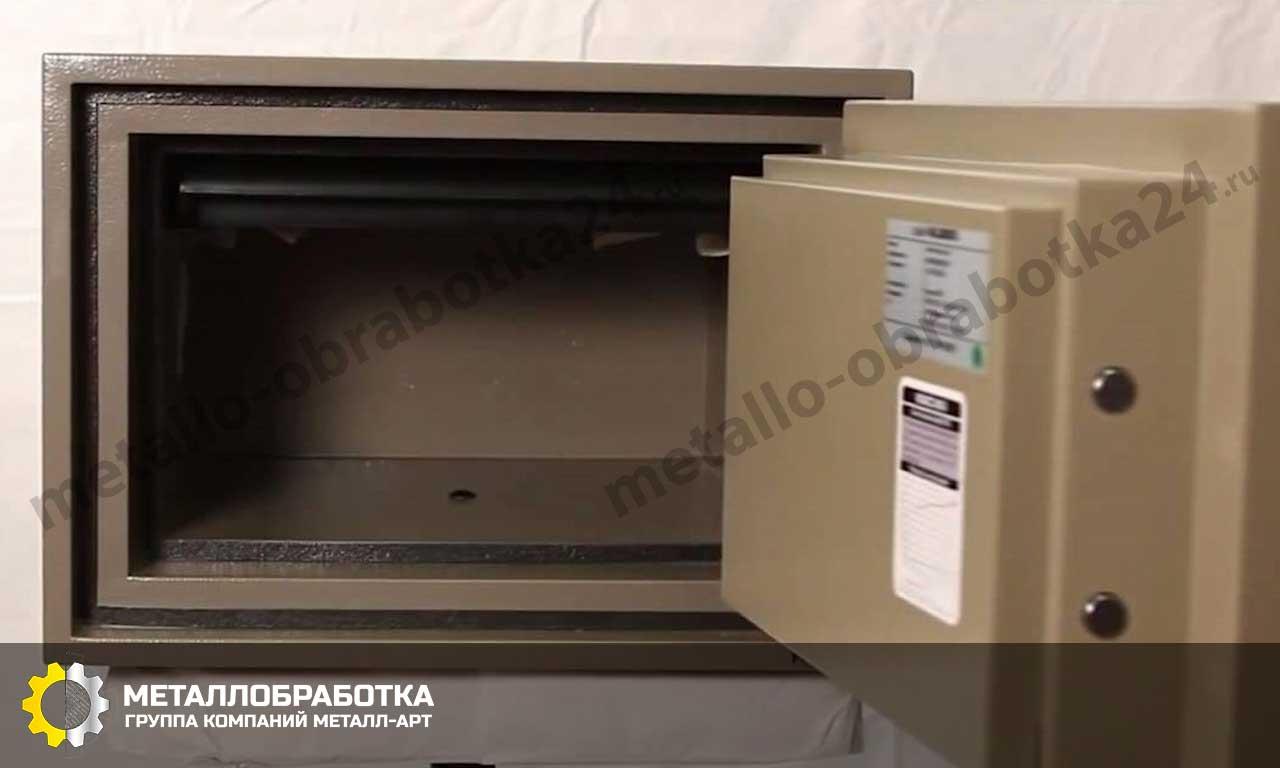 заказать Несгораемый сейф для дома