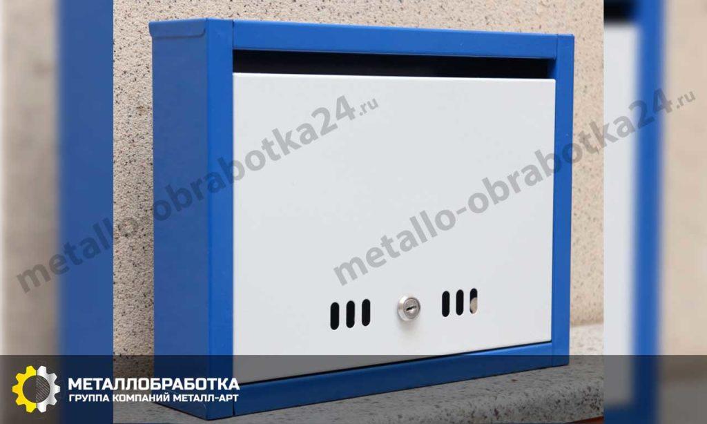 почтовый ящик для частного дома на заказ