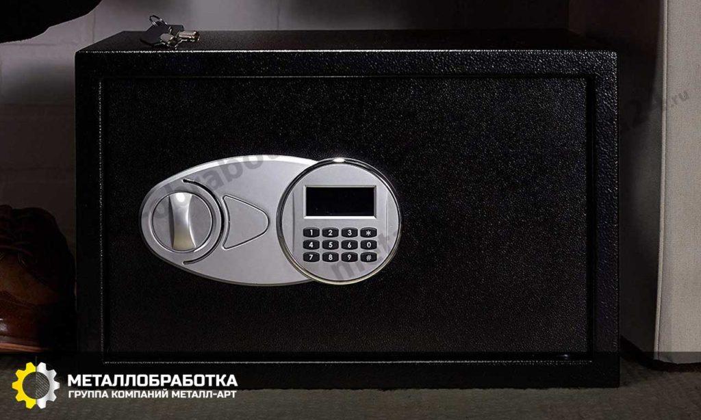 заказать сейф с кодовым замком