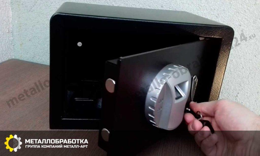 сейф для денег на заказ