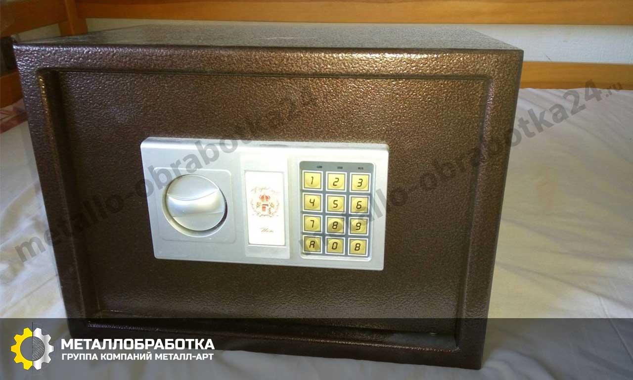 заказать сейф в квартиру