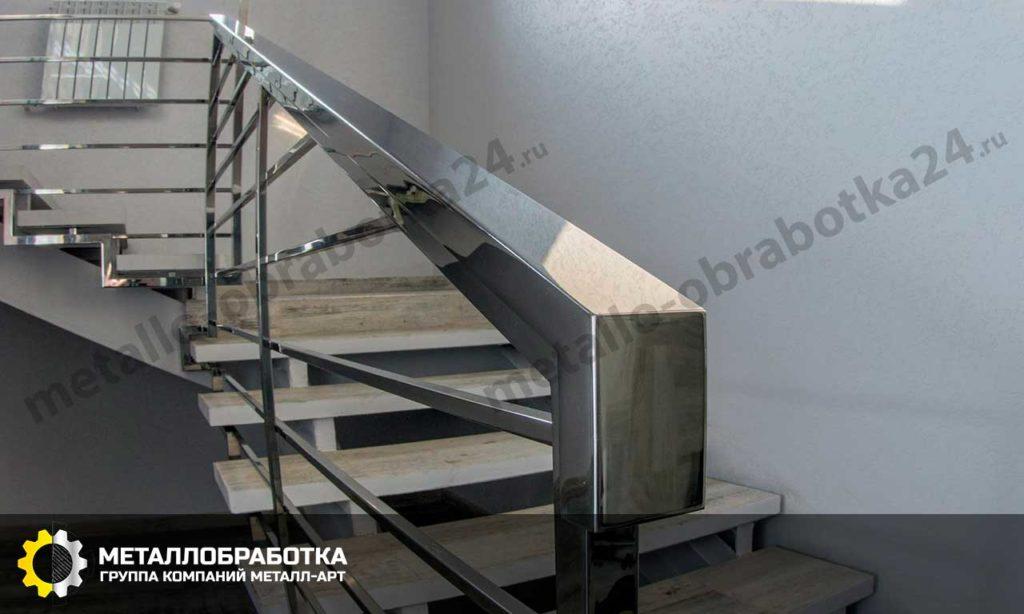 заказать конструкции из нержавеющей стали