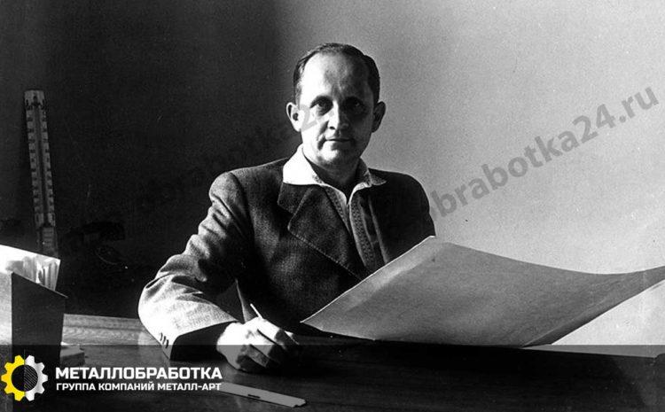 Сухой Павел Осипович