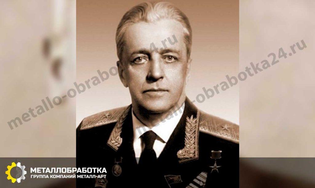 Владимир Михайлович Мясищев