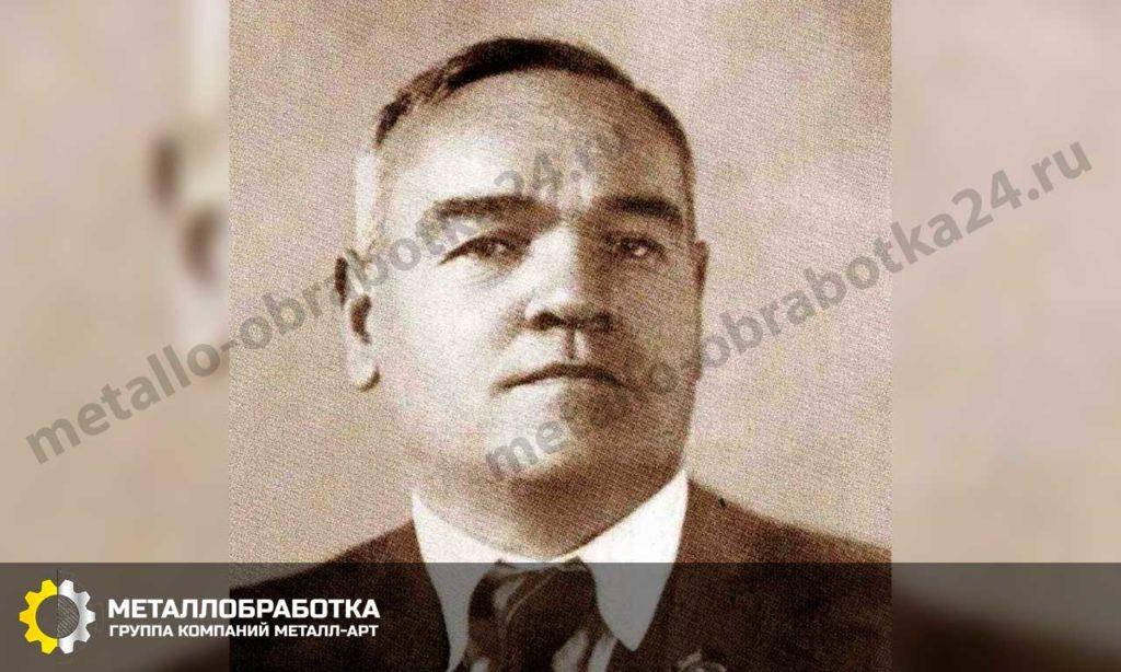 В. М. Петляков