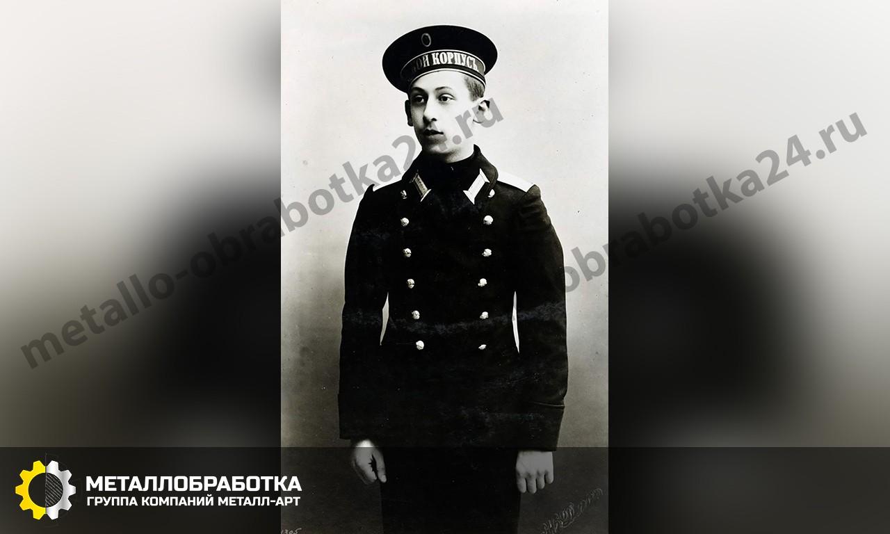Александр Северский Николаевич