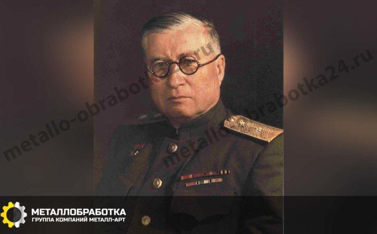 Юрьев Борис Николаевич