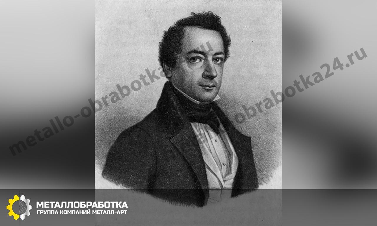 Борис Семёнович Якоби