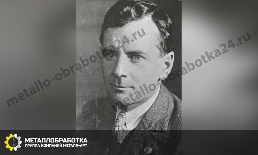 Алексей Михайлович Черёмухин
