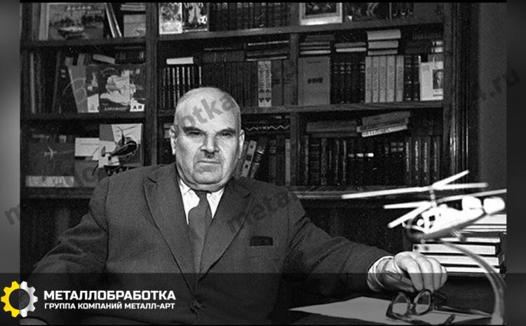 Николай Ильич Камов