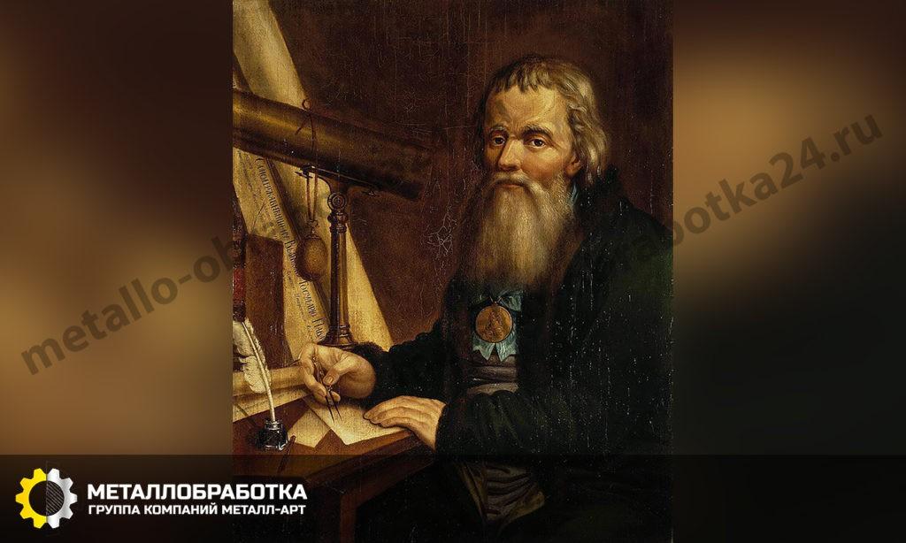 И. П. Кулибин