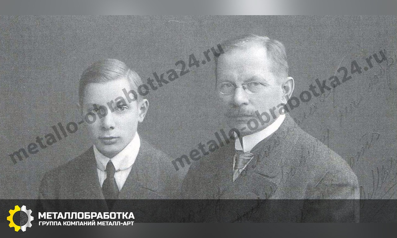 Меллер Юлий Александрович
