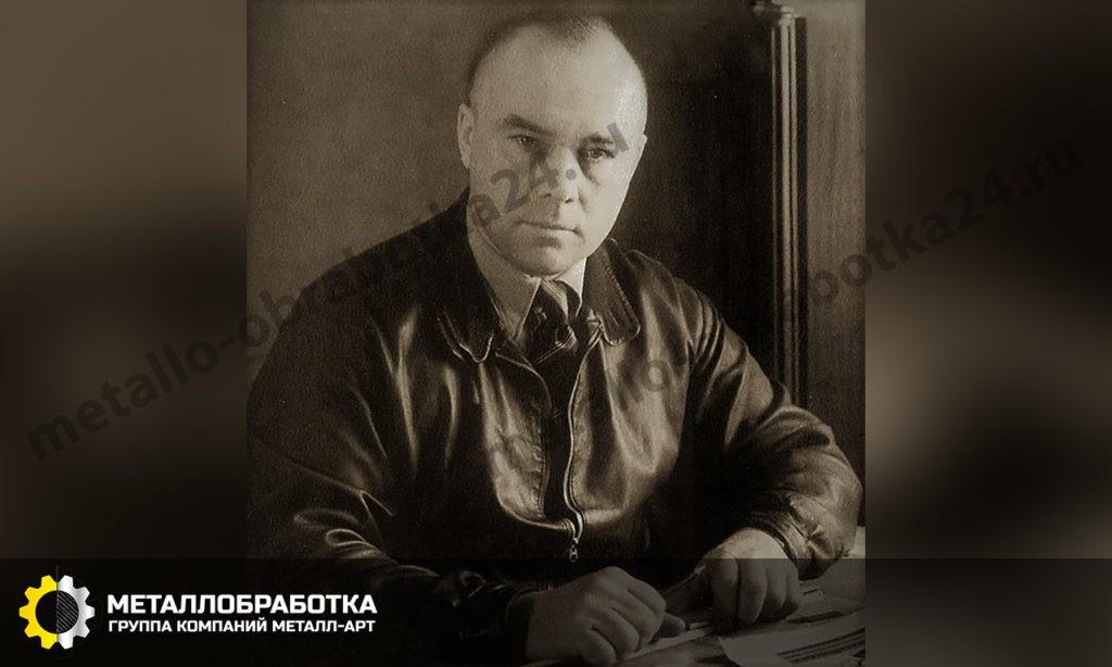 Поликарпов Николай Николаевич